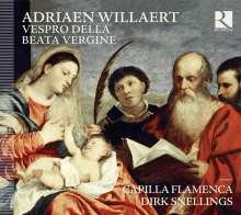Adrian Willaert (1490-1562): Vespro della beata vergine, CD