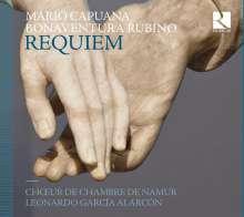 Mario Capuana (1600-1646): Messa di Defonti a Quattro Voci, CD