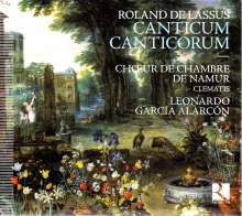 "Orlando di Lasso (Lassus) (1532-1594): Geistliche & Weltliche Chorwerke ""Canticum Canticorum"", CD"