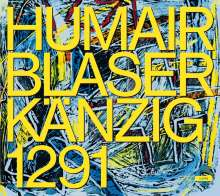 Daniel Humair, Samuel Blaser & Heiri Känzig: 1291, CD