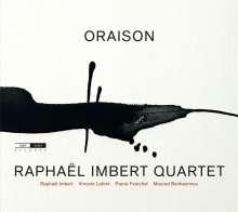 Raphaël Imbert: Oraison, CD