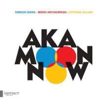 Aka Moon: Now, CD