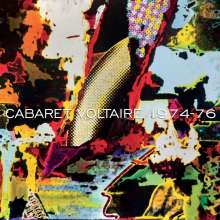 Cabaret Voltaire: 1974 - 1976 (Limited Edition) (Translucent Orange Vinyl), 2 LPs