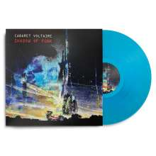 """Cabaret Voltaire: Shadow Of Funk EP (Limited Edition) (Curacao Colored Vinyl), Single 12"""""""