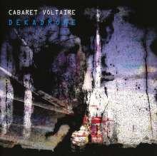 Cabaret Voltaire: Dekadrone, CD