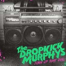 Dropkick Murphys: Turn Up That Dial, CD