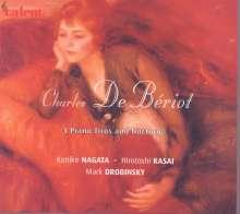 Charles-Auguste de Beriot (1802-1870): Klaviertrios, CD