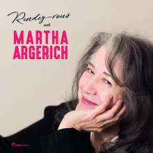 Rendezvous with Martha Argerich, 7 CDs