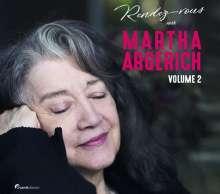 Rendezvous with Martha Argerich Vol.2, 6 CDs