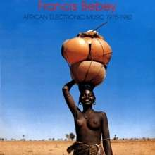 Francis Bebey: African Electronic Music, 2 LPs