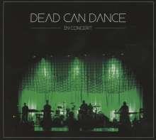 Dead Can Dance: In Concert, 2 CDs