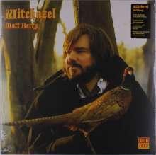 Matt Berry: Witchazel (Limited-Edition) (Yellow Vinyl), LP