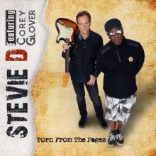 Stevie D. & Corey Glover: Torn From The Pages, CD