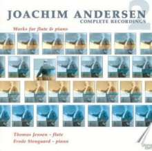 Joachim Andersen (1847-1909): Werke für Flöte & Klavier, CD