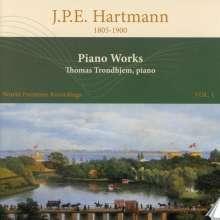 Johan Peter Emilius Hartmann (1805-1900): Klavierwerke Vol.1, CD