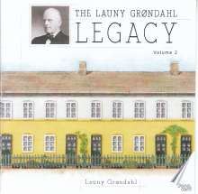 Launy Gröndahl (1886-1960): Orchesterwerke, 2 CDs