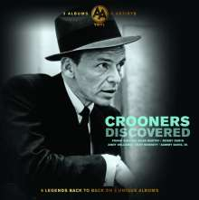 Crooners Discovered, 3 LPs