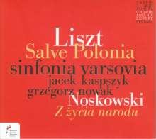 Zygmunt Noskowski (1846-1909): From mthe Life of the Nation, CD