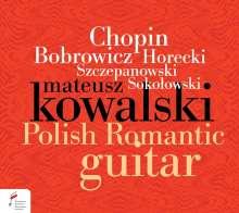Mateusz Kowalski - Polish Romantic Guitar, CD