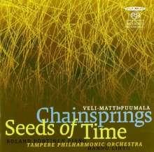 Veli-Matti Puumala (geb. 1965): Chainsprings, Super Audio CD
