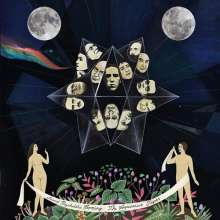 Jess & The Ancient Ones: 2nd Psychedelic Coming: The Aquarius Tapes, 2 LPs