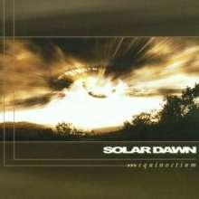 Solar Dawn: Equinoctium, CD