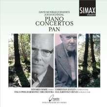 David Monrad Johansen (1888-1974): Klavierkonzert op.29, CD