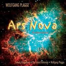 Wolfgang Plagge (geb. 1960): Ars Nova - The Medieval Inspiration, CD