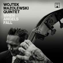 Wojtek Mazolewski: When Angels Fall, CD