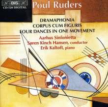 Poul Ruders (geb. 1949): Corpus cum figuris, CD