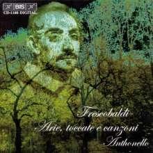Girolamo Frescobaldi (1583-1643): 6 Canzonen, CD