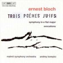 Ernest Bloch (1880-1959): Symphonie Es-Dur, CD