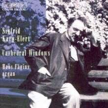 Sigfrid Karg-Elert (1877-1933): Orgelsymphonie op.143, CD