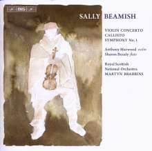 Sally Beamish (geb. 1956): Symphonie Nr.1, CD