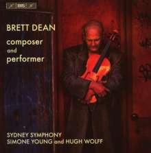 Brett Dean (geb. 1961): Violakonzert, CD