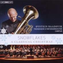 Oystein Baadsvik - Snowflakes (A Classical Christmas), CD