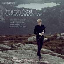 Martin Fröst - Nordic Concertos, CD