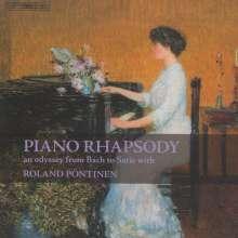 Roland Pöntinen - Piano Rhapsody, 4 CDs