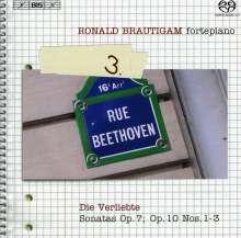 Ludwig van Beethoven (1770-1827): Sämtliche Klavierwerke Vol.3, Super Audio CD