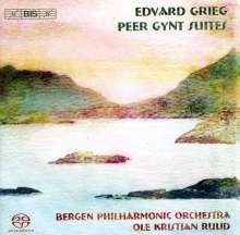 Edvard Grieg (1843-1907): Peer Gynt-Suiten Nr.1 & 2, Super Audio CD