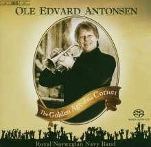 Ole Edvard Antonsen - The Golden Age of the Cornet, Super Audio CD