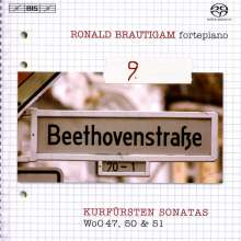 Ludwig van Beethoven (1770-1827): Sämtliche Klavierwerke Vol.9, Super Audio CD