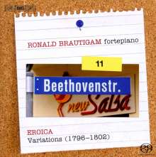 Ludwig van Beethoven (1770-1827): Sämtliche Klavierwerke Vol.11, Super Audio CD
