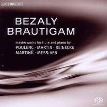 Sharon Bezaly - Meisterwerke für Flöte & Klavier Vol.2, Super Audio CD