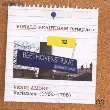 Ludwig van Beethoven (1770-1827): Sämtliche Klavierwerke Vol.12, Super Audio CD