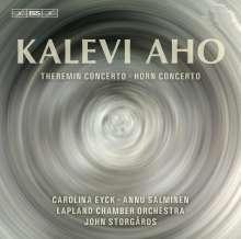 Kalevi Aho (geb. 1949): Hornkonzert, Super Audio CD