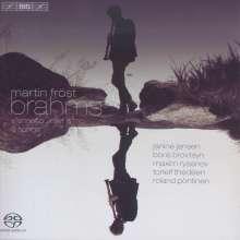Johannes Brahms (1833-1897): Klarinettenquintett op.115, Super Audio CD