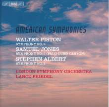 London Symphony Orchestra - American Symphonies, Super Audio CD