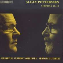 Allan Pettersson (1911-1980): Symphonie Nr.13, Super Audio CD