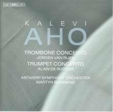 Kalevi Aho (geb. 1949): Posaunenkonzert, Super Audio CD
